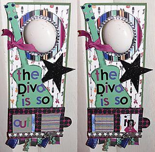 Door hanger main