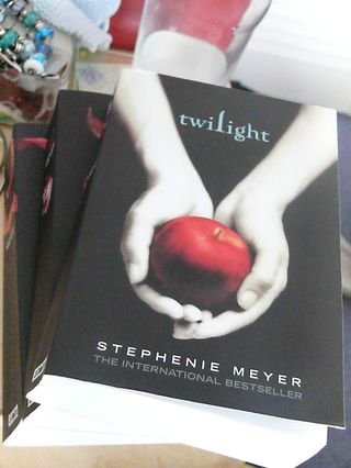 08 = Twilight book