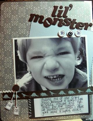 Wsf6 - lil monster