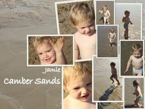 Jamie collage