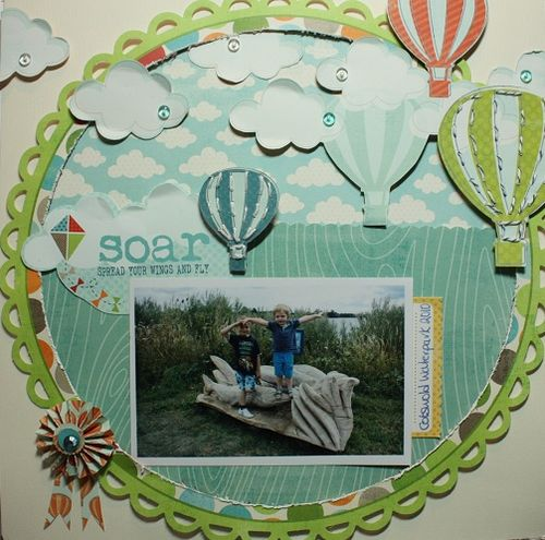 Soar - eclectic class may11