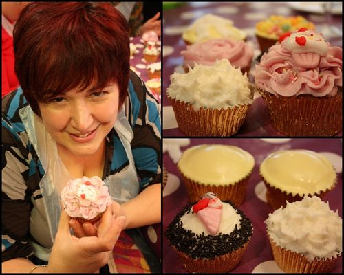 9th Cupcake class