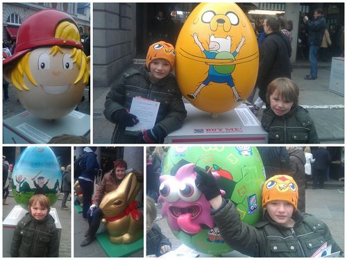 30th Big Egg Hunt